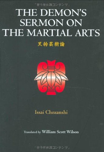 The Demon's Sermon on the Martial Arts: and Other Tales por Issai Chozansi