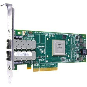 HP StoreFabric SN1000Q - Accesorio de red (Alámbrico, PCI-E, Fibra, 16000 Mbit/s, 11,9 cm, 16,8 cm)