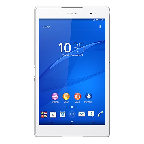 'Sony Xperia Z3 Tablet Compact – Tablet 8 (Android 4.4) 32 GB WiFi 32 gb Schwarz (Sony Z3 Compact Tablet 32)