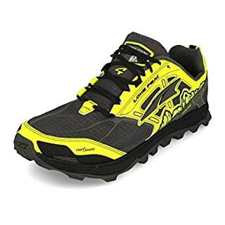Altra Lone Peak 4.0 Low Mesh Trail Running Shoes - SS19-9.5 Grey