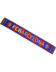 Echarpe - Collection officielle - FC Barcelone Barcelona - Barca - Football L...