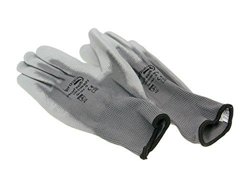 Preisvergleich Produktbild Arbeitshandschuhe / Mechaniker Handschuhe - universal