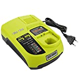 LouiseEvel215 12V-18V Lithium-ION NiCad Ni-CD/Ni-MH Chargeur de Batterie Rechargeable...