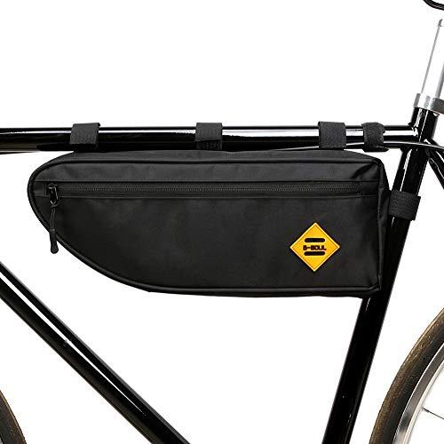 EFINNY Ciclismo Bolsas de Bicicleta Tubo Superior Bolsa de Cuadro Delantero Impermeable MTB Carretera...