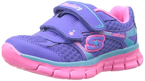 Skechers Synergy Lil Softy, Baskets Mode Fille