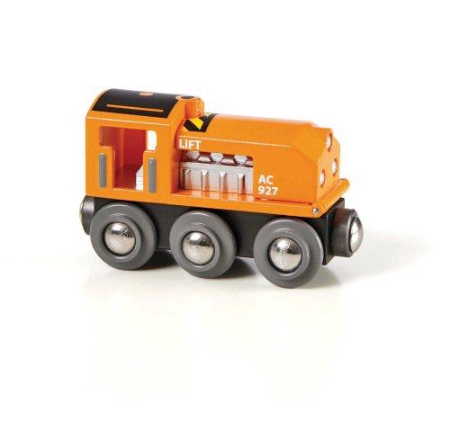 Brio - 33694 - Circuit - Locomotive à capot rabattable