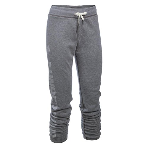 Under Armour Women's Cold Gear Favorite Fleece Dark Grey Pant - 1283257-090