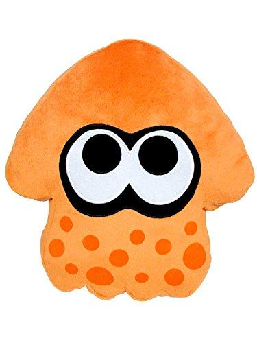 Sanei-Splatoon-Series-Orange-Splatoon-Squid-Cushion-14-Plush