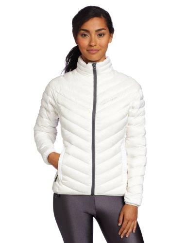 Helly Hansen W Verglas Down chaqueta aislante para mujer, mujer, blanco, mediano