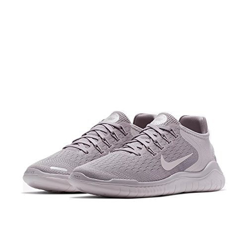 save off 4cb0b a81e3 Nike Free Rn 2018, Zapatillas de Running para Mujer, Gris (Rose Élémentaire