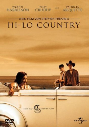 The Hi-Lo Country (1998) ( Hi-Lo Country - Im Land der letzten Cowboys ) ( High Low Country ) by Patricia Arquette