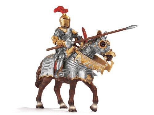 Imagen principal de Schleich 70017  -  Figura/ miniatura Caballero con lanza a caballo