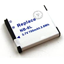 Battery compatible with Canon PowerShot A2200, A3000 IS, A3100 IS, A3200 IS, A3300 IS