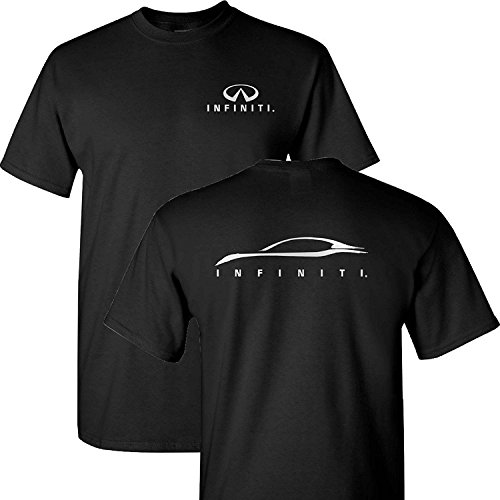 infiniti-silhouette-in-silver-on-a-black-t-shirt
