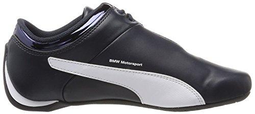 Puma Unisex-Erwachsene BMW MS Future Cat Sneaker Blau (Team Blue- White)