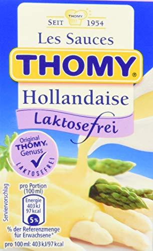 Thomy Les Sauces Hollandaise Lactosefrei, 12er Pack (12 x 257 g)