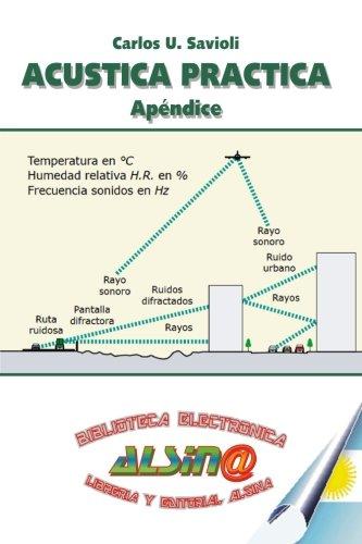 Acustica Practica apendice por Ing Carlos Humberto Savioli