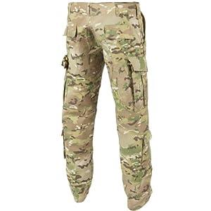 Teesar ACU Ripstop Combat Pantalons Multitarn