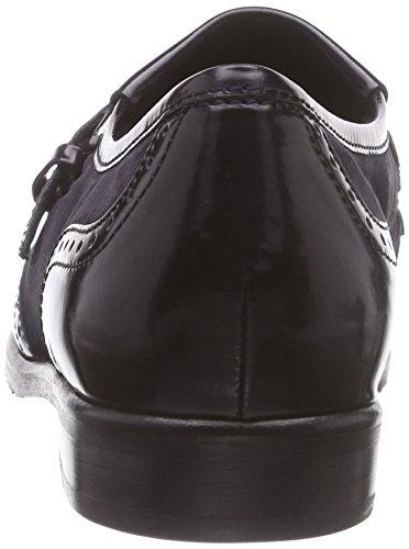 Gabor Shoes 32.654 Damen Slipper Blau (pazifik/ocean 26)