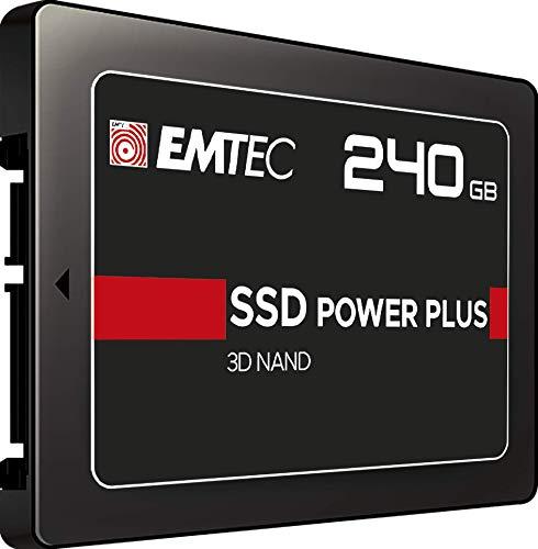 Emtec X150 240 GB Interne SSD 3D NAND Power Plus