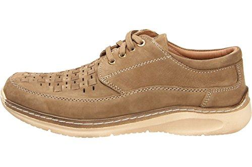 Ara 11-16202 Pedro uomini scarpe Marrone