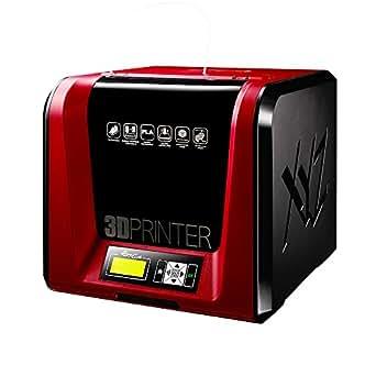XYZ Printing da Vinci Jr. 1.0 Pro 3D printer, Open Filament, FREE for: £12 300g PLA filament, £15 maintenance tools, modelling software, and video tutorials, 15x15x15cm Built Vol.