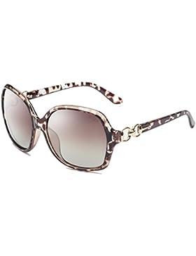 Las Señoras Las Gafas De Sol/Polarizar Las Gafas De Sol De Estrellas/Gafas De Sol Polarizadas De Moda