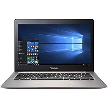 Asus Zenbook UX303UB-R4072T 33,8 cm (13,3 Zoll Full HD) Notebook (Intel Core i7 6500U, 8GB RAM, 128GB SSD, Nvidia GeForce 940M, Win 10) braun