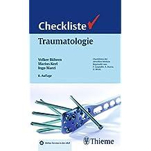 Checkliste Traumatologie (Checklisten Medizin)