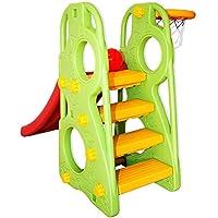 Slide and Basketball for Kids