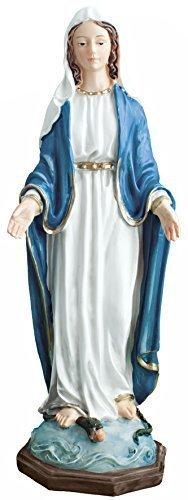 Statuetta della Vergine Miracolosa - Miracolosa Vergine