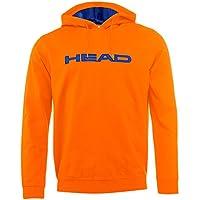Head 811576–Byron Hoody M flúor Orange/Roy