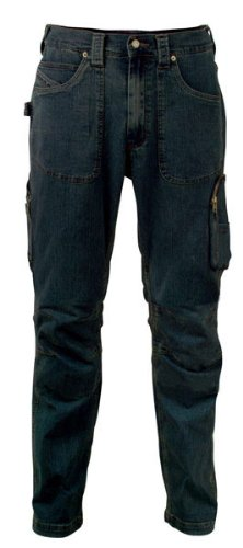 Cofra V192–0-00.z44Innsbruck'pantaloni, blu, taglia 44, blu, V192-0-00.Z44