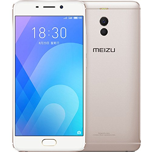 Meizu M6 Note - 3GB+32GB - 5.5'- Snapdragon 625 - Doble camara trasera 12+5MP - Oro