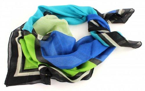 knirps-scarf-colour-block-blue