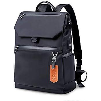 20b0d5ad6f Zeewoo Zaino Porta PC 14 Pollici Antifurto Scuola Superiore Impermeabile  Vintage con Porta di Ricarica USB