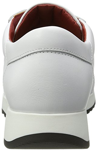 Liebeskind Berlin Lf173120 Calf, Sneakers basses femme Weiß (ivory White)