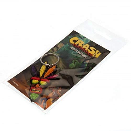Crash Bandicoot - Llavero Aku Aku