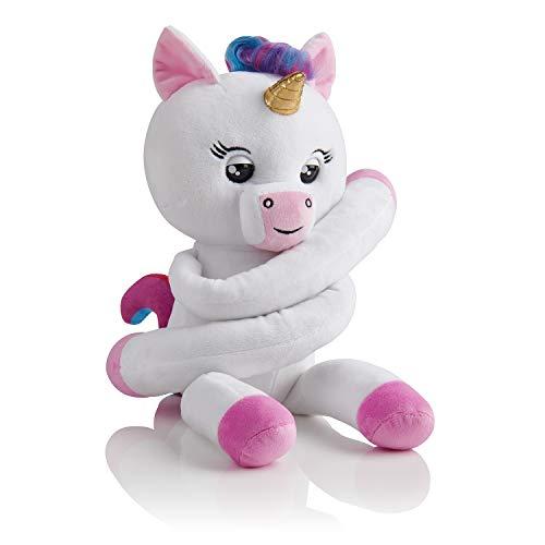 Wow Wee Fingerling Hugs - Peluche Interactivo Unicornio