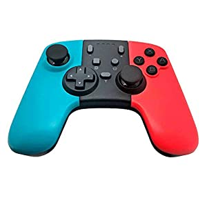 Wmas Nintendo Switch Wireless Controller, Wiederaufladbare Bluetooth Gamepad Burst Sechs-Achsen Somatosensory Vibration…