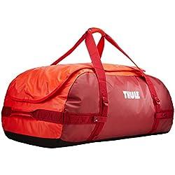 Thule Chasm Duffel Bag 130L (Rucksack und Reisetasche in einem) roarange