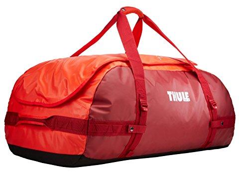 Thule Chasm Duffel Bag 130L (Rucksack und Reisetasche in einem) roarange -