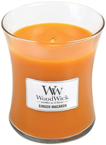 WoodWick Candles - 10oz Ginger