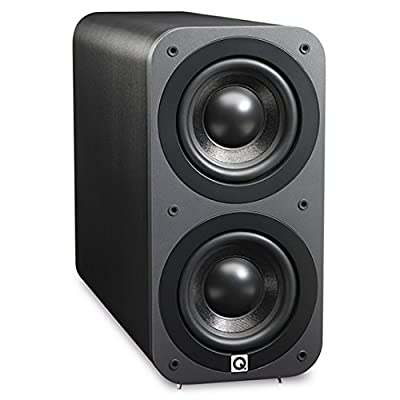 Q.Acoustics QA3070 Gravel Box for All Devices Graphite from Q.ACOUSTICS