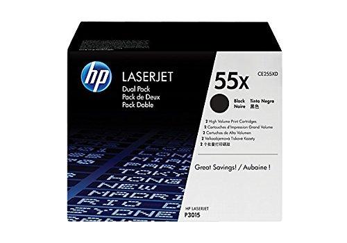 Preisvergleich Produktbild HP 55X–Tonerpatrone für Laserdrucker (25000Seiten, Laser, HP, 10–32.5°C, 3,65kg, 18Stück (S))