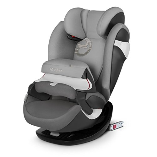 Cybex Gold Pallas M-Fix, Autositz Gruppe 1/2/3 (9-36 kg), Kollektion 2018, manhattan grey, mit Isofix