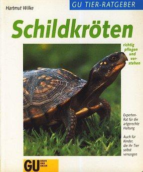 Schildkröten richtig pflegen und verstehen. Experten- Rat für die artgerechte Haltung