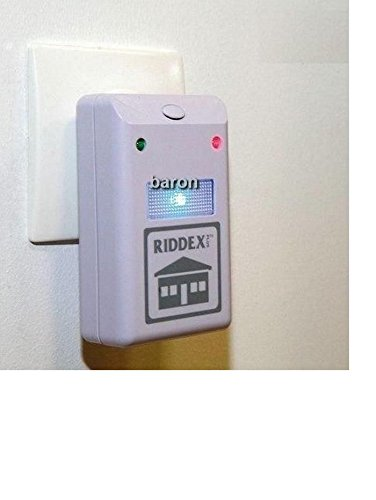 Eléctrico anti-insecto por ultrasonido repelentes de plagas roedores antimosquitos G63