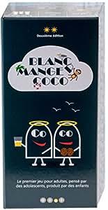 Blanc-manger Coco 1er jeu pour adultes pensé par des ados, produit par des enfants - 600 cartes