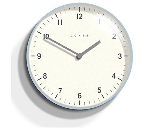 Jones Concorde Uhr–Transparent Blau
